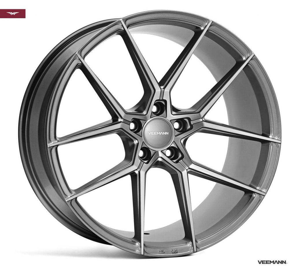 Veemann - V-FS39 (Silver Machined)