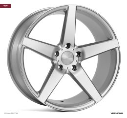 Veemann - V-FS8 (Silver Machined)