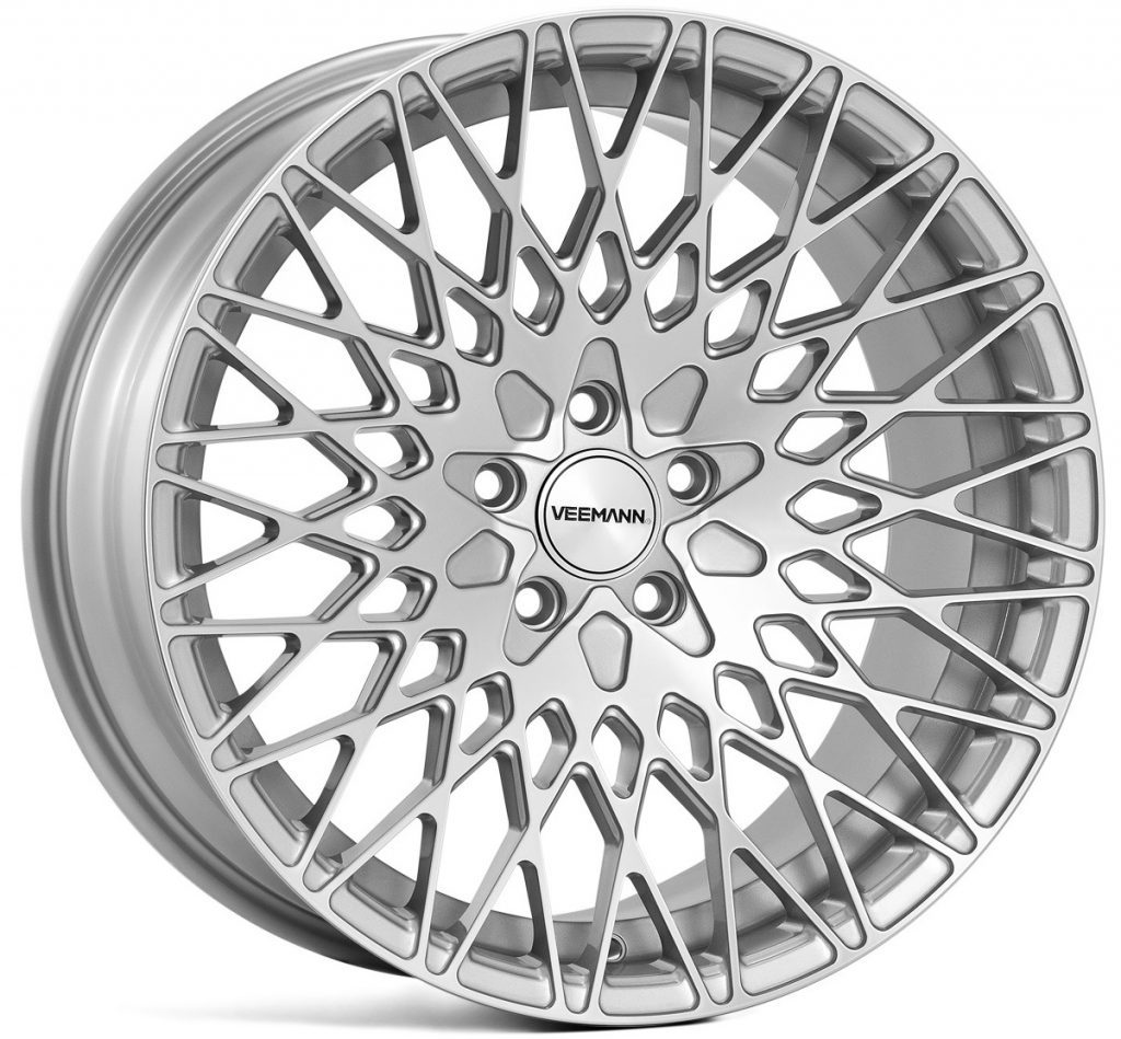 Veemann - VC540 (Silver Machined)