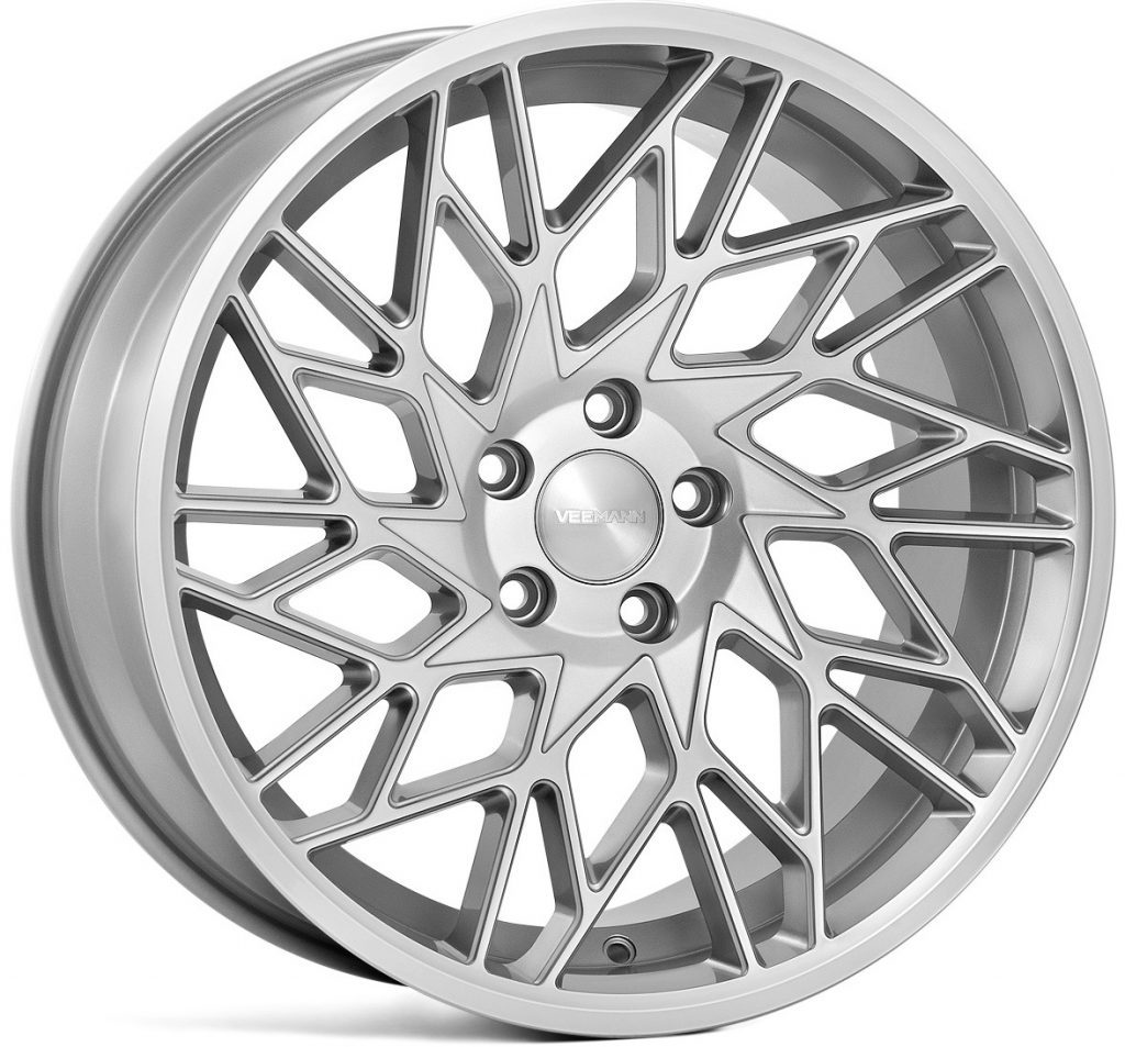 Veemann - V-FS29R (Silver Machined)