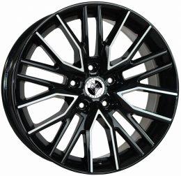 Wolfhart - Vortex (Gloss Black / Polished)