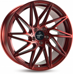 Keskin Tuning - KT20 (Candy Red)