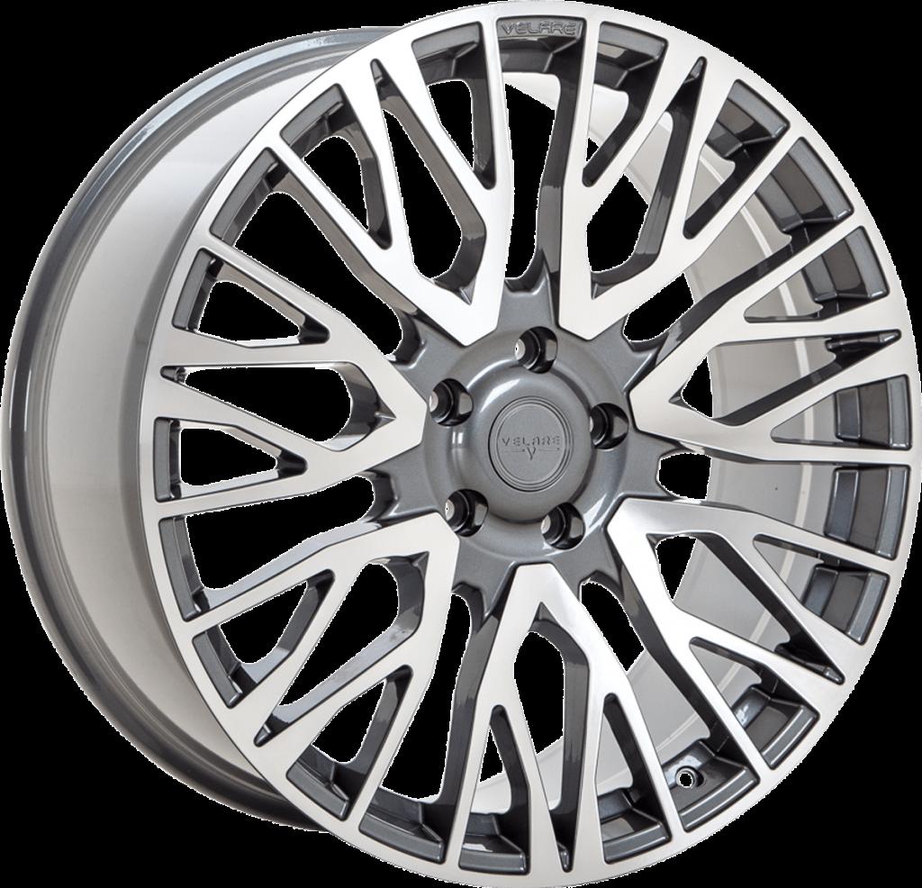 Velare - VLR01 (Platinum Grey Machined Face)