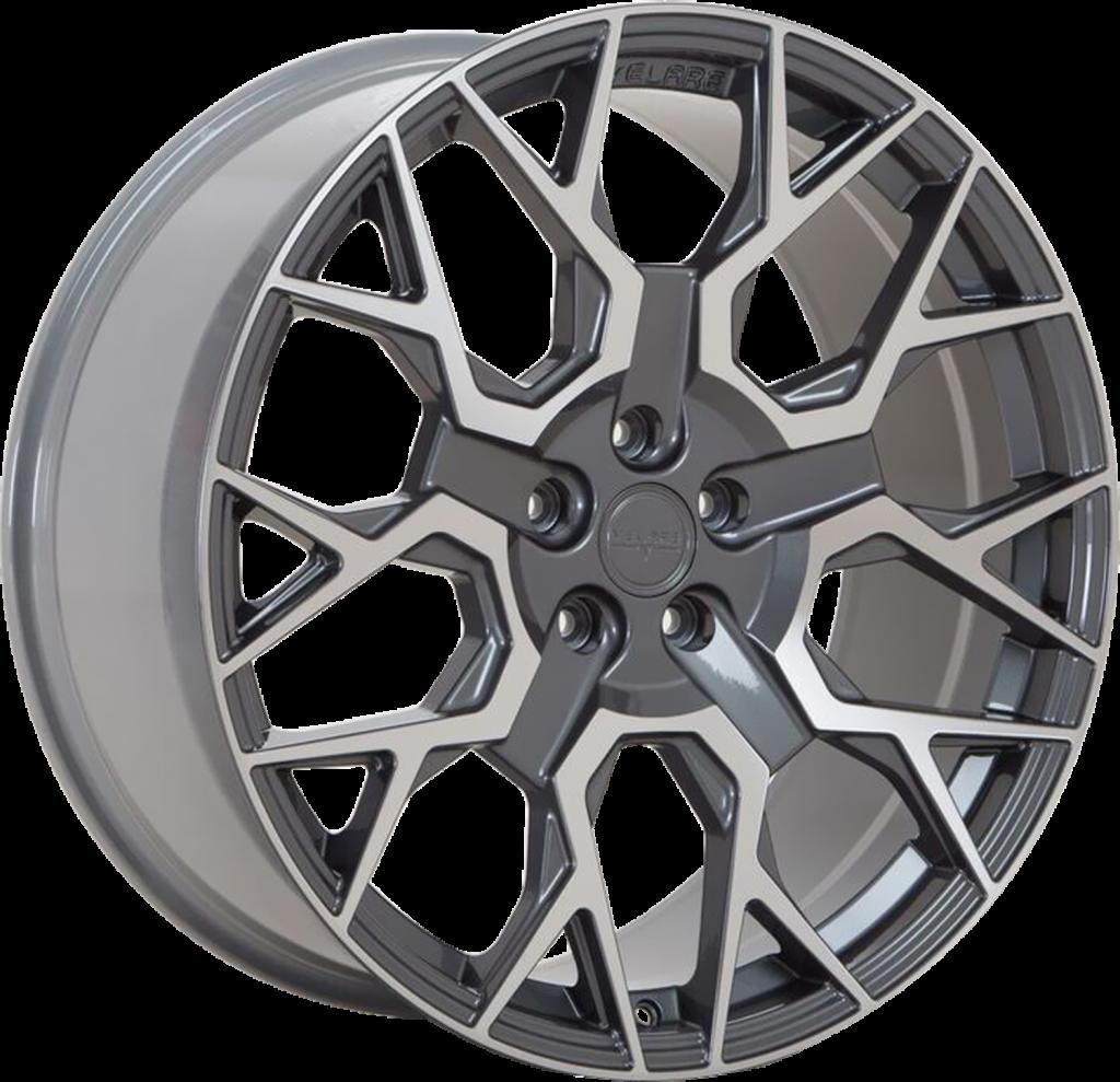 Velare - VLR02 (Platinum Grey Machined Face)