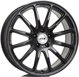 ATS - Grid (Racing Black / Polished)
