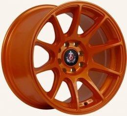AXE - EX8 (Orange)