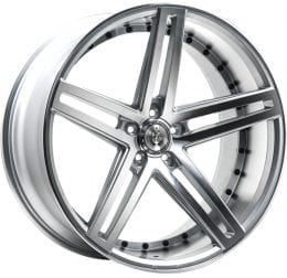 AXE - EX20 (Silver Polished Face & Barrel)