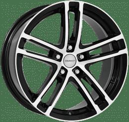 Dezent - TZ-C Dark (Black / Polished)