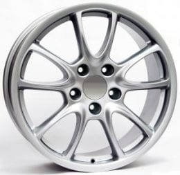 WSP Italy - W1052 - Corsair GT3/RS FL.F (SILVER)