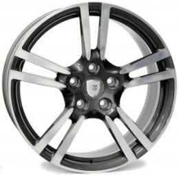 WSP Italy - W1054 - SATURN (ANTHRACITE POLISHED)