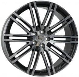 WSP Italy - W1057 - TOKYO (ANTHRACITE POLISHED)