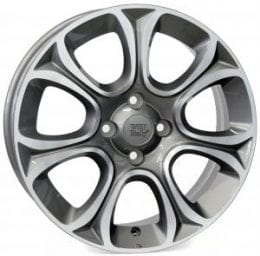 WSP Italy - W163 - EVO (ANTHRACITE POLISHED)