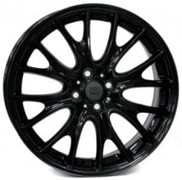 WSP Italy - W1653 - RIVERS (GLOSSY BLACK)