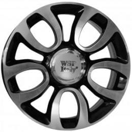 WSP Italy - W167 - ERCOLANO (GLOSSY BLACK POLISHED)