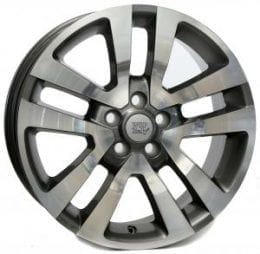 WSP Italy - W2355 - ARES (ANTHRACITE POLISHED)
