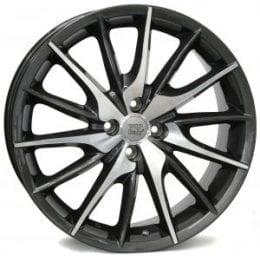 WSP Italy - W254 - FiRe MiTo (ANTHRACITE POLISHED)