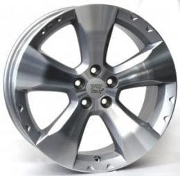 WSP Italy - W2702 - SENDAI / Forester (SILVER POLISHED)