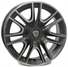 WSP Italy - W317 - RIGA (ANTHRACITE POLISHED)