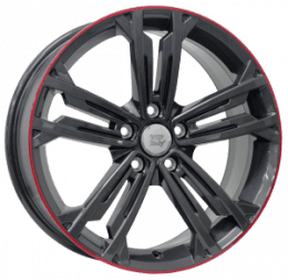 WSP Italy - W471 - NAXOS (ANTHRACITE LIP RED)