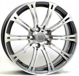 WSP Italy - W670 - M3 Luxor (ANTHRACITE POLISHED)