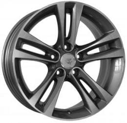 WSP Italy - W680 - ZEUS S3 (ANTHRACITE POLISHED)