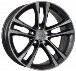 WSP Italy - W681 - ACHILLE (ANTHRACITE POLISHED)