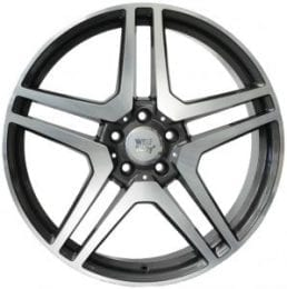 WSP Italy - W759 - AMG Vesuvio (ANTHRACITE POLISHED)